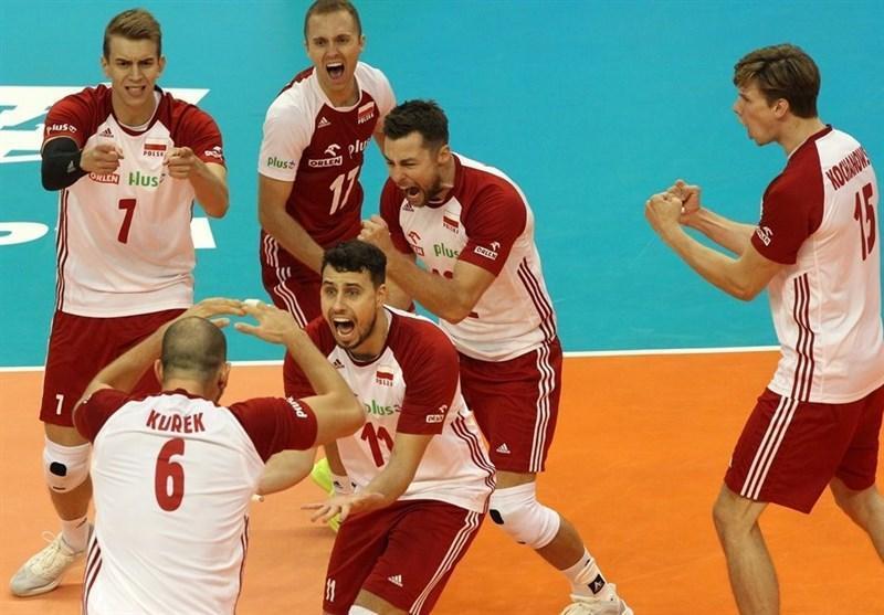 از بلغارستان، لهستان از سد بلغارستان گذشت، ایران به عنوان تیم دوم گروهش صعود کرد