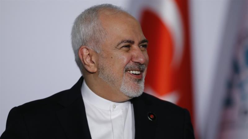 تصاویر ، دیدار نماینده رئیس جمهور افغانستان با ظریف