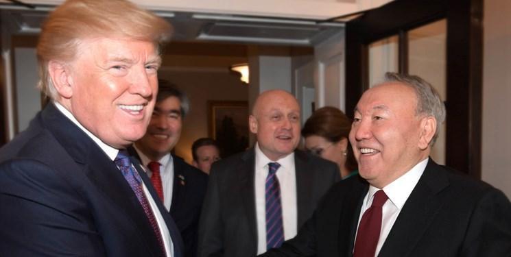 رئیس جمهور آمریکا خواستار افزایش همکاری با قزاقستان شد