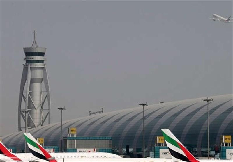 2 کشته و 2 زخمی بر اثر سقوط هواپیما در دبی