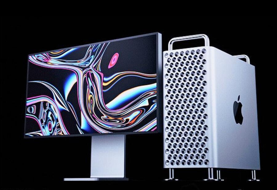 رایانه رومیزی مک پرو با قیمت 6 هزار دلار رونمایی شد