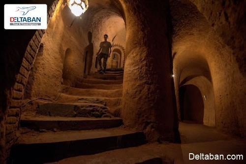 غار دست ساز لوون جذاب ترین غار ارمنستان