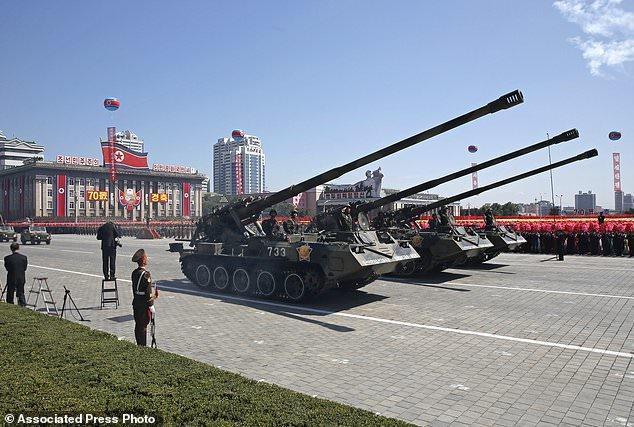 توپخانه کره شمالی تهدیدی به مراتب جدی تر برای کره جنوبی