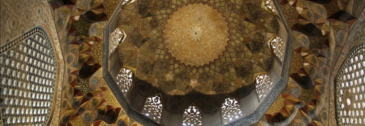 چکیده هنر معماری در مسجد میدان گنجعلیخان ، اوج زیبایی در مسجد کوچک کرمان