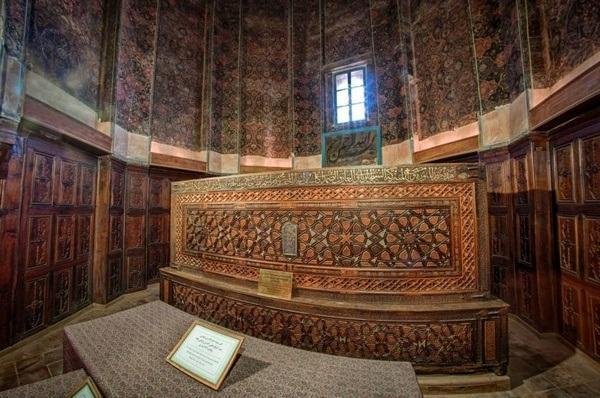کتیبه تاریخی سیادت شیخ صفی الدین اردبیلی رونمایی می گردد