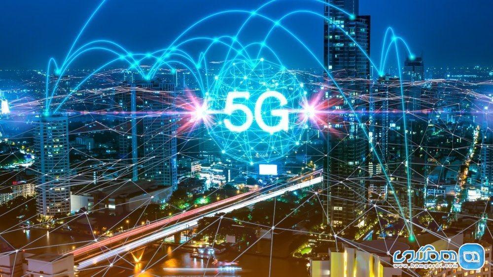 هوآوی درصدر صنعت 5G قرار گرفته است