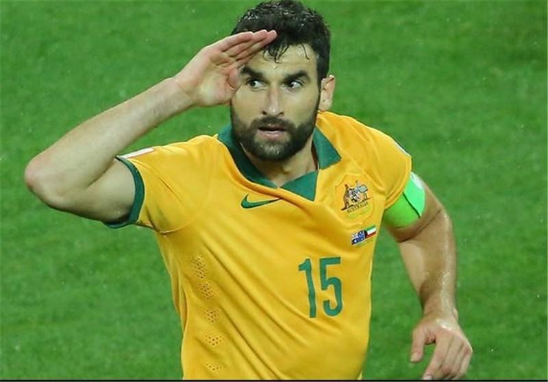 کاپیتان استرالیا شاید به بازی مقابل کره جنوبی برسد