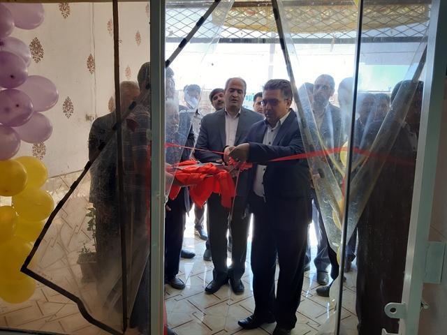 افتتاح یک مهمانپذیر در شهرستان سربیشه