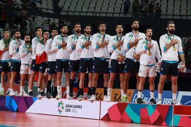 تهران از آدینه میزبان قهرمانی والیبال آسیا