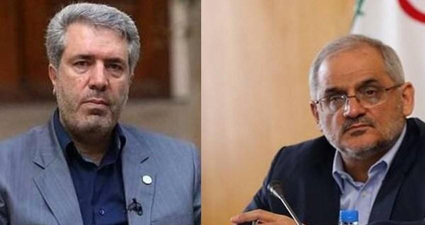 حاجی میرزایی و مونسان کلیددار دو وزارتخانه شدند