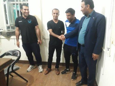 بازیکن سابق تیم ملی ایران سرمربی تیم تام کهگیلویه