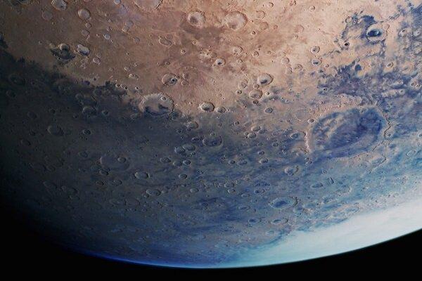تصویری از مریخ با دقتی بی سابقه ثبت شد