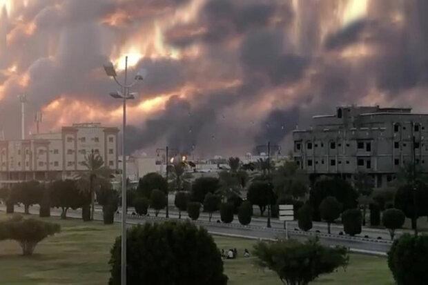 بحران سوخت در عربستان بعد از حمله اخیر یمنی ها به آرامکو