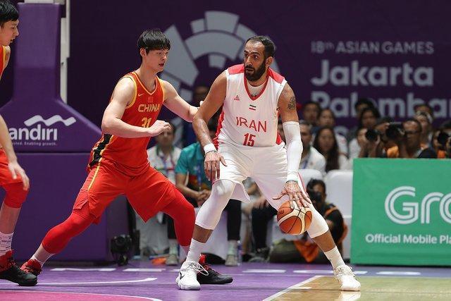 برنامه تیم ملی بسکتبال در تورنمنت پیک
