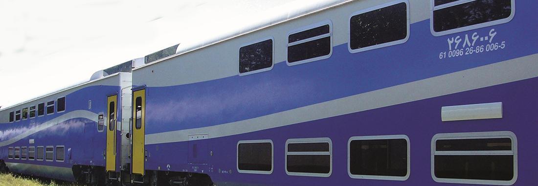 خروج قطار زاهدان - تهران از ریل ؛ یک واگن واژگون شد ، سه مسافر کشته و 35 نفر دیگر مجروح شدند ، اولین ویدئوی حادثه را ببینید