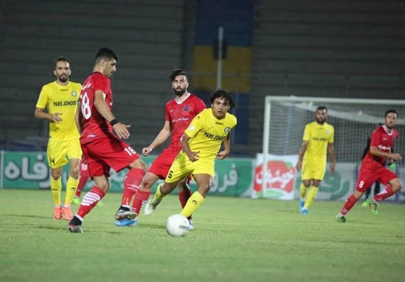 لیگ برتر فوتبال، توقف چهارمین مدعی لیگ مقابل نفت، پارس در خانه از شکست گریخت
