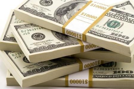 نرخ بانکی دلار 2912 تومان شد