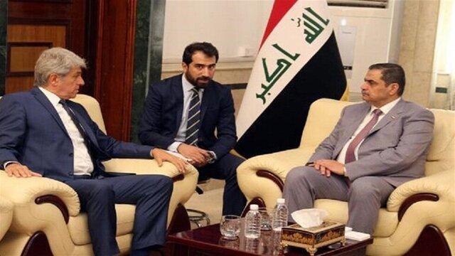 خرید رادارهای فرانسوی در برنامه های بغداد