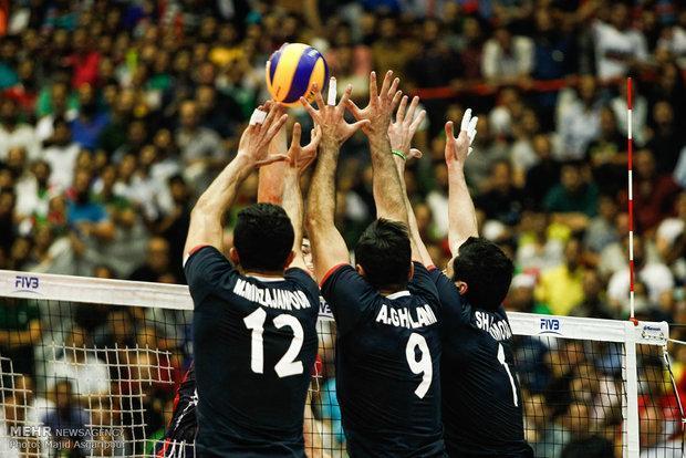 فیاضی: کار والیبال برای قهرمانی سخت است، نباید مغرور شویم
