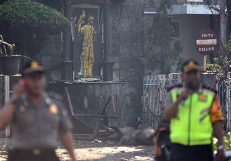 یک حمله انتحاری دیگر در اندونزی