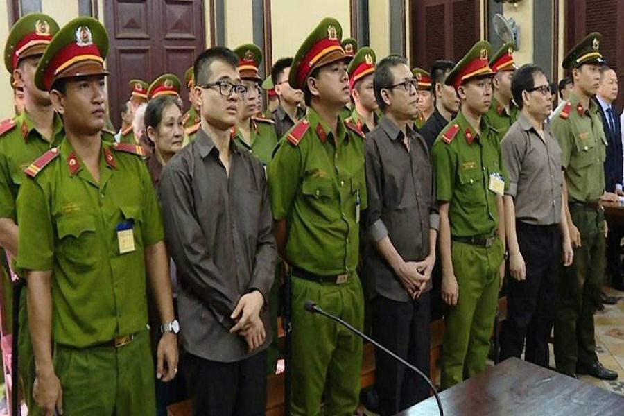 دادگاه ویتنام 12 حامی سازمان ضدکمونیستی دولت ملی موقت ویتنام را محکوم کرد