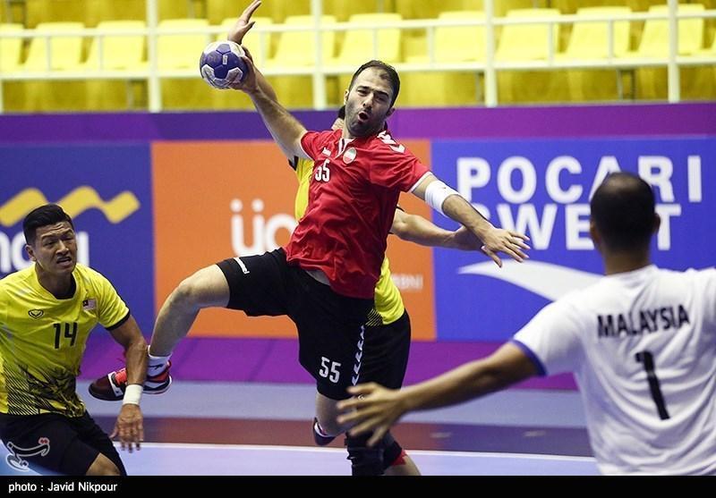 گزارش خبرنگار اعزامی خبرنگاران از اندونزی، شکست تیم ملی هندبال ایران برابر قطر، شاگردان کاستاراتوویچ به عنوان تیم دوم صعود کردند
