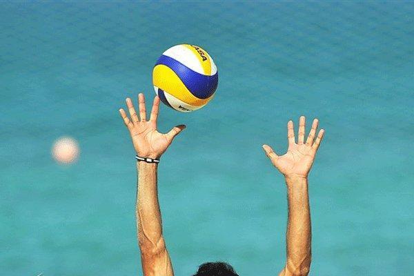 جدول رقابت های تور والیبال جهانی کیش قرعه کشی شد