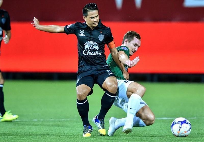 شکست تیم قطبی برابر صدرنشین لیگ برتر تایلند