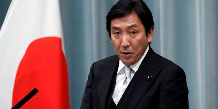 استعفای وزیر تجارت ژاپن به خاطر پرداخت پول به طرفدار