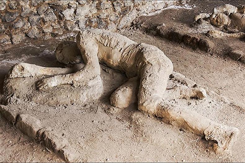 کشف تازه در شهر پمپئی (شهر سوخته) ایتالیا