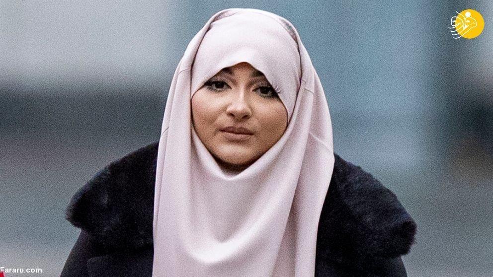 محاکمه ملکه زیبایی در انگلیس؛ جرم یاری به داعش، عکس