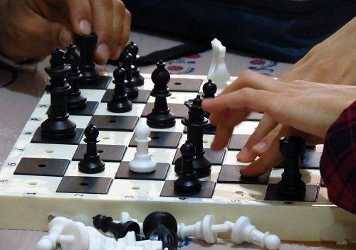 4 پیروزی، 4 شکست و 3 تساوی شطرنج بازان نابینا و کم بینا در پاراآسیایی