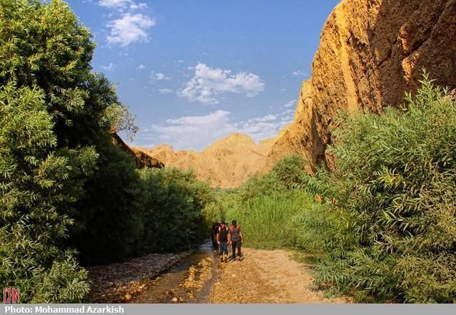 لذت طبیعت گردی در گرمای خوزستان