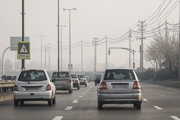 انباشت آلاینده های هوا در اصفهان تا هفته آینده
