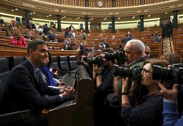 اسپانیا دولت ائتلافی تشکیل داد