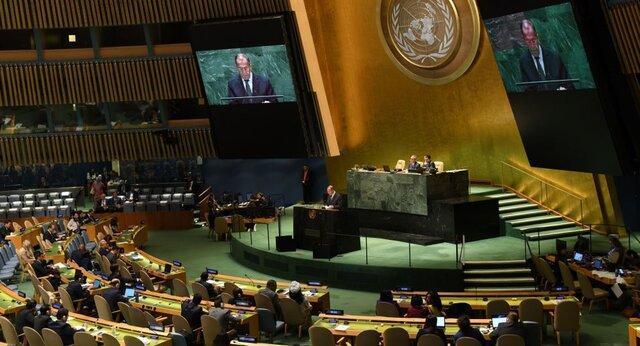 سازمان ملل قطعنامه روسیه برای مبارزه با جرایم سایبری را تصویب کرد