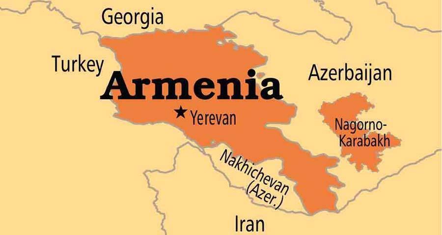 افزایش چهار برابری خرید تسلیحات از سوی ارمنستان