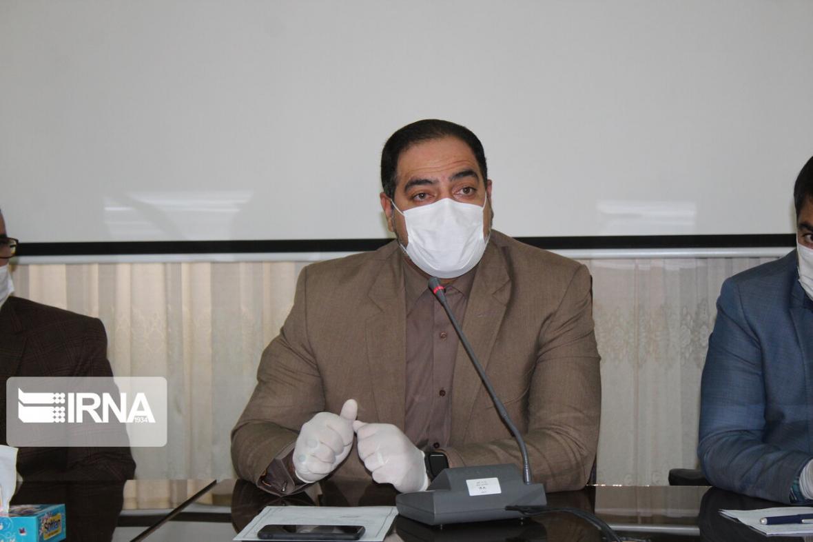 خبرنگاران ستاد مدیریت بحران جیرفت برای مقابله با سیلاب در آماده باش است