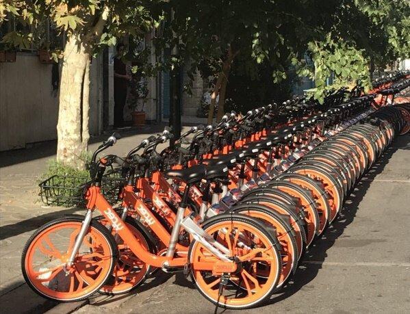 سهم عظیم دوچرخه در سفرهای دورن شهری