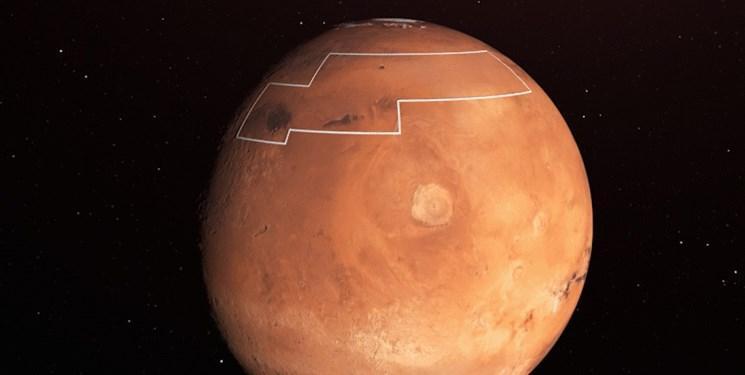 ناسا اسامی 10 میلیون نفر را به مریخ ارسال می نماید