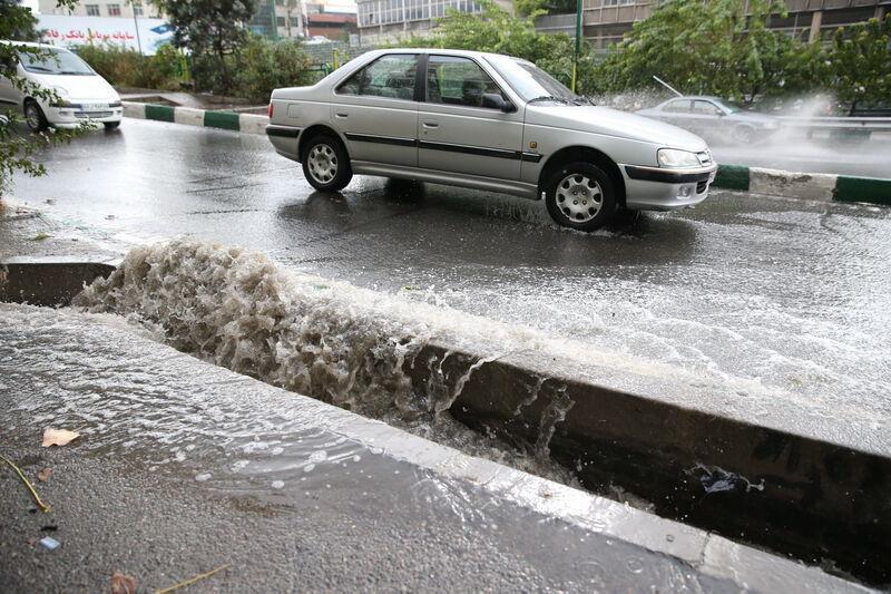 خبرنگاران خوزستان آخر هفته بارانی است