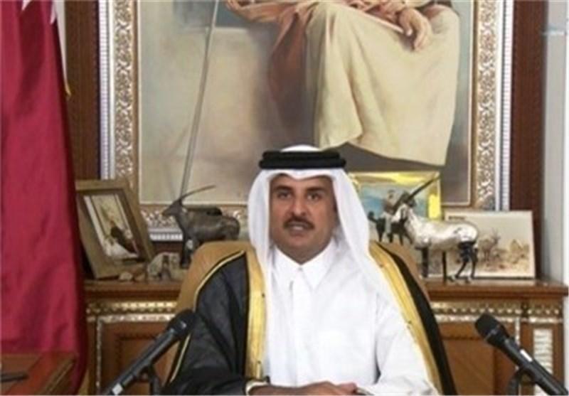 گفت وگوی تلفنی امیر قطر و شاه اردن درباره تحولات منطقه