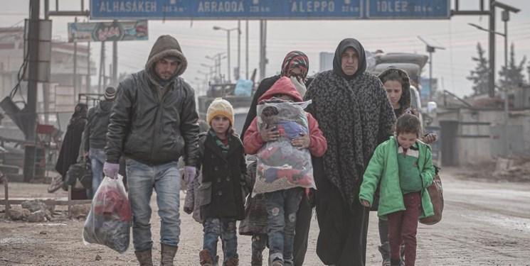 بازگشت 73 هزار آواره سوری به ادلب