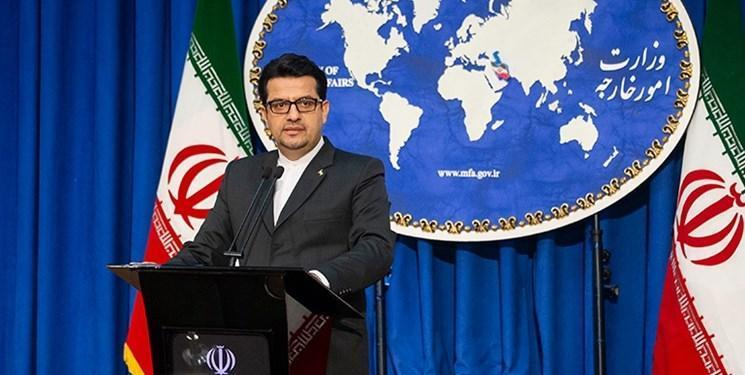 موسوی: روابط خارجی ایران متوازن است، طبیعی است از چین قدردانی کنیم