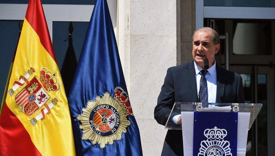 ابتلای مقام های اسپانیا به کرونا؛ رئیس پلیس هم اضافه شد
