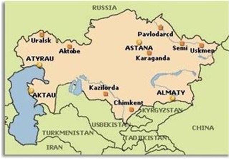 فراخوان سفیر چین در قزاقستان