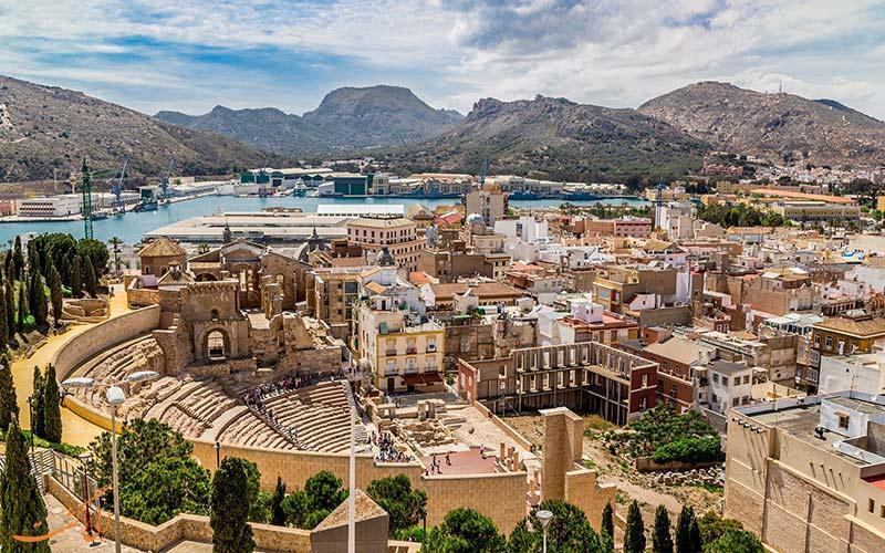همه آنچه که باید از شهر مورسیا در اسپانیا بدانید