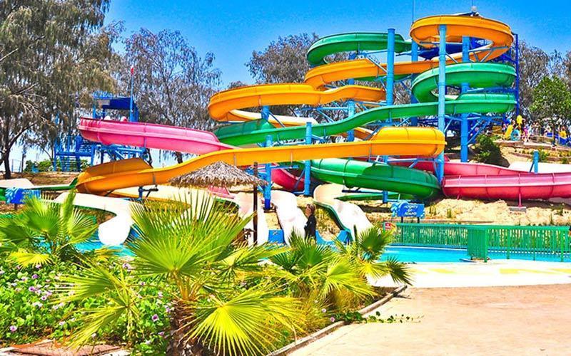 پارک آبی دریم لند دبی، مکانی برای انواع تفریحات آبی خانواده ها!