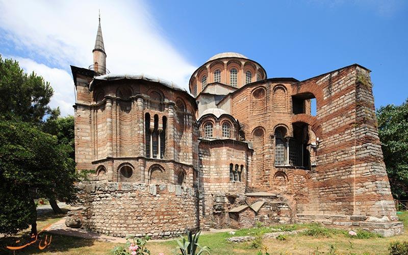 با سرگذشت کلیسای چورا در استانبول آشنا شوید