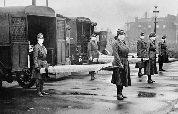 فرانس 24: آمریکا عامل آنفلوانزای 1918 و مرگ 50 میلیون نفر بود